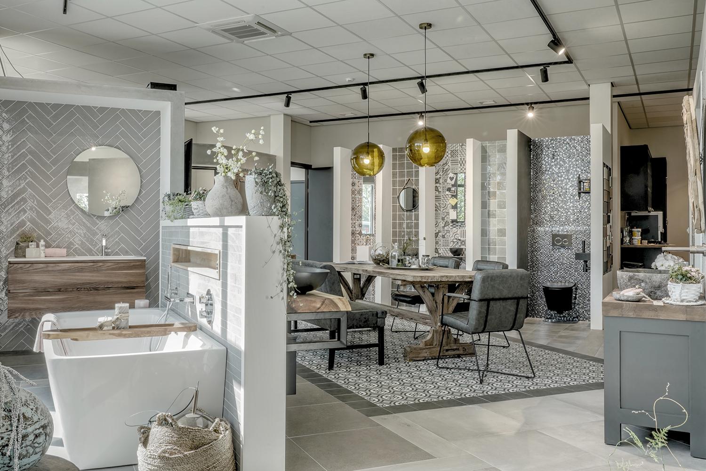 Badkamer showroom Amersfoort